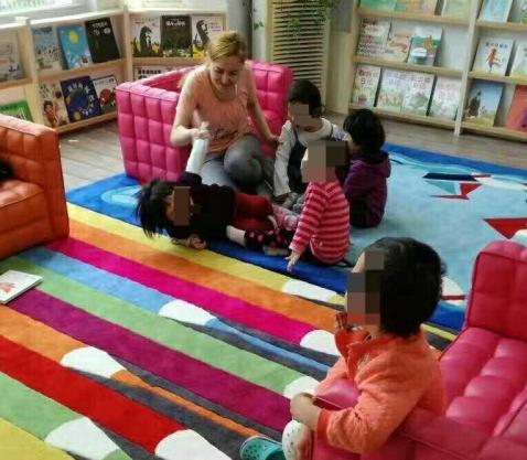 領世雙語幼兒園快樂