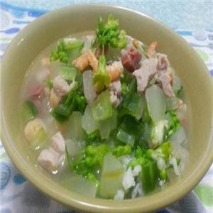 有汤有饭生菜