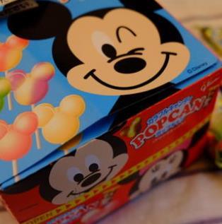 米奇棒棒糖盒裝