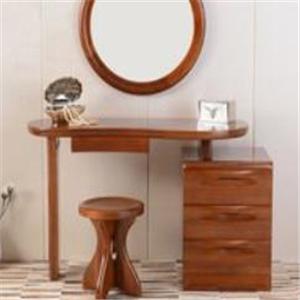 莫霞實木家具鏡子