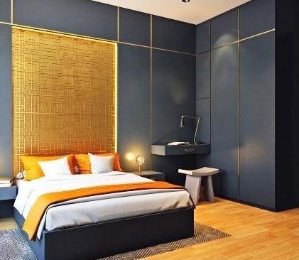 意述空间集成墙面卧室效果