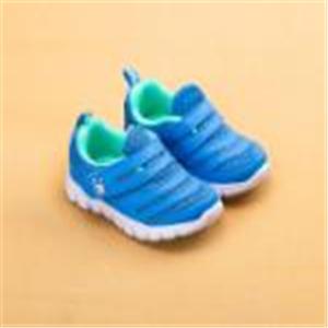 木木兔童鞋藍色