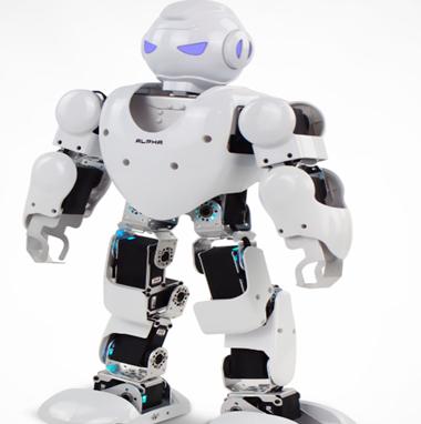 乐源智能机器人好玩