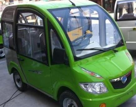英克莱电动四轮车产品