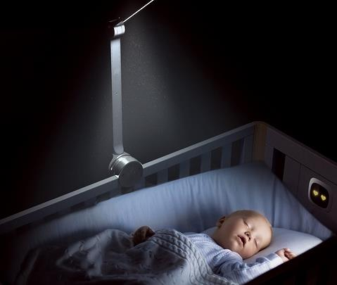 嬰兒香智能嬰兒床嬰兒