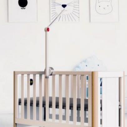 嬰兒香智能嬰兒床産品圖