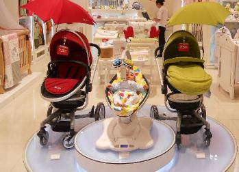 小数点孕婴用品加盟