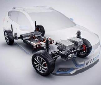 七座纯电动汽车底盘
