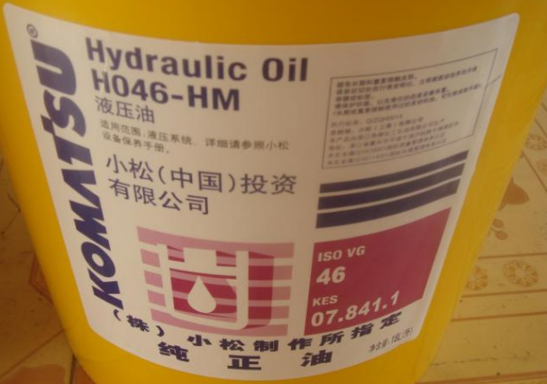 小松专用机油介绍