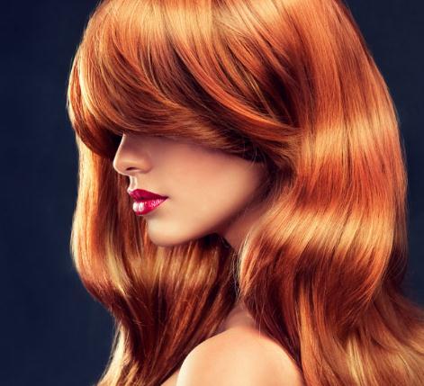 麗安美發亮色