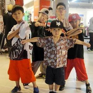 亦庄街舞培训班培养孩子