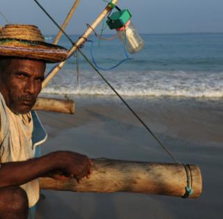 斯里兰卡摄影海边
