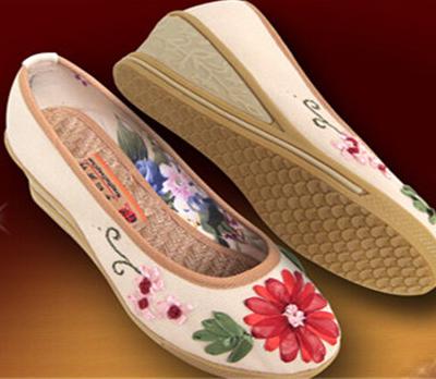 长得福老北京布鞋产品