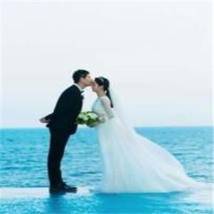 摩卡婚纱摄影海域