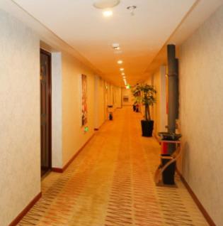 斯奇恩主题酒店走廊