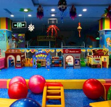 樂園淘氣堡室內