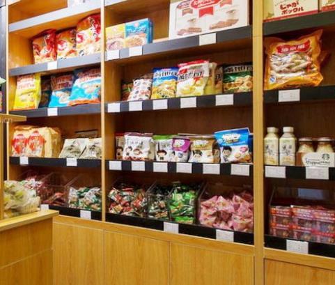 优果果零食店产品