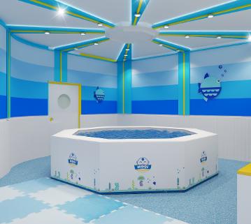 沫奇婴儿游泳馆门店3