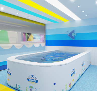 沫奇婴儿游泳馆门店6