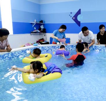 沫奇婴儿游泳馆产品2
