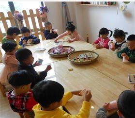 启思顿国际幼儿园手工