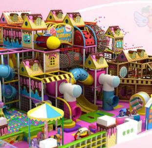 淘气堡儿童游乐园