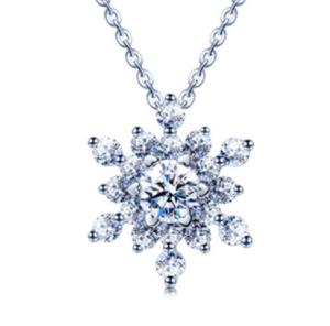 千叶钻石燃雪项链