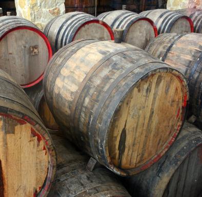 联合酿酒集团大桶