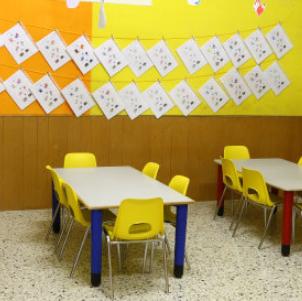 齐河幼儿园食堂