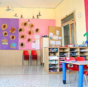 博申幼儿园教室