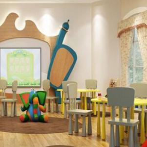愛都國際幼兒園教室