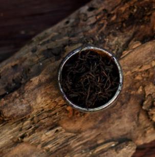 天富茗茶樹樁