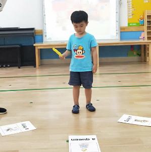 一諾童話國際幼兒園課堂