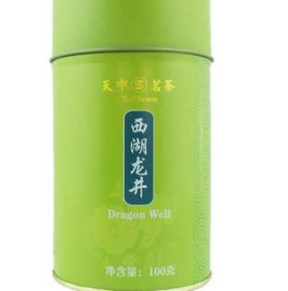 天申茗茶綠色