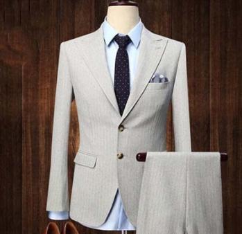 圣裁服装定制西装