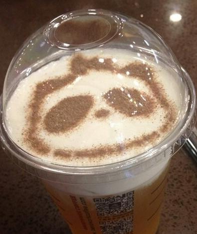 熊貓奶茶店奶蓋