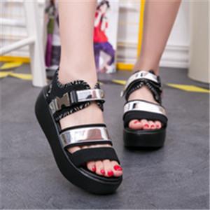 鼠霸王鞋凉鞋