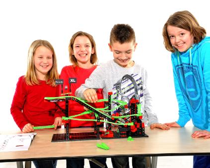 慧鱼创立学院机器人编程教育产品1