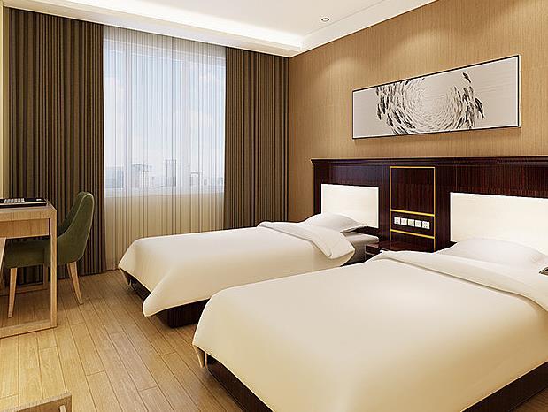 逸和快捷酒店雙人房