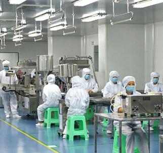 焕颜芳专业祛痘工厂3