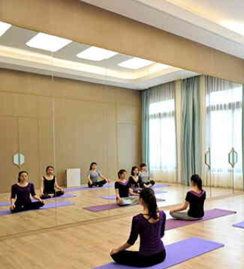 天水市产后修复中心瑜伽