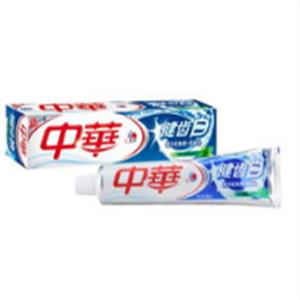 中華健齒白牙膏加盟