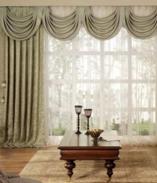奧卡芙窗簾簡約