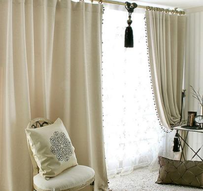 奧卡芙窗簾大氣