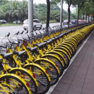 好易骑共享单车优质