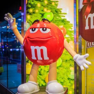 M豆巧克力世界