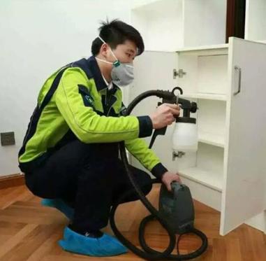 绿居然室内空气治理加盟