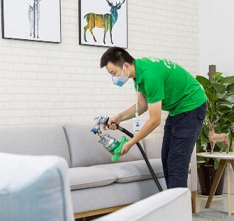 绿居然室内空气治理专业