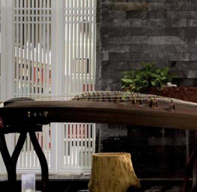 漁舟唱晚古箏演奏工具