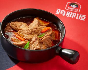杨叨叨鸡脚饭产品7
